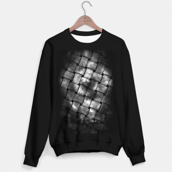Thumbnail image of A-Synchronous Ethereal Clouds Weave Sweater regular, Live Heroes