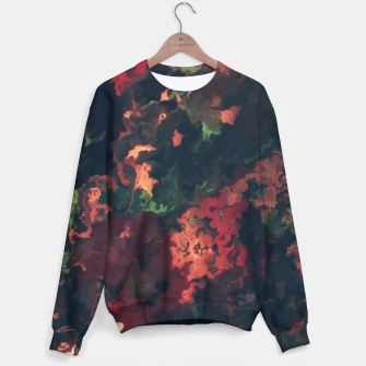 Fall Abstract Sweater obraz miniatury