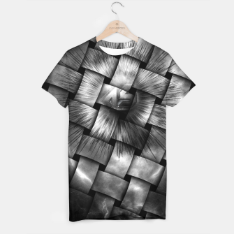 Thumbnail image of A-Synchronous Ethereal Clouds Weave T-shirt, Live Heroes
