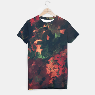 Fall Abstract T-shirt obraz miniatury
