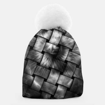 Thumbnail image of A-Synchronous Ethereal Clouds Weave Beanie, Live Heroes