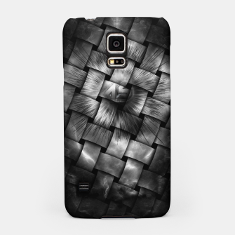 Thumbnail image of A-Synchronous Ethereal Clouds Weave Samsung Case, Live Heroes
