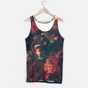 Fall Abstract Tank Top obraz miniatury