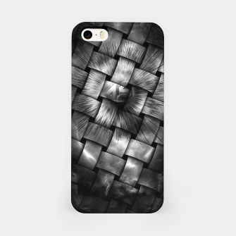 Thumbnail image of A-Synchronous Ethereal Clouds Weave iPhone Case, Live Heroes