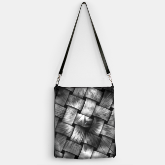 Thumbnail image of A-Synchronous Ethereal Clouds Weave Handbag, Live Heroes