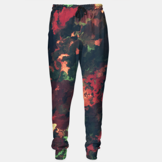 Fall Abstract Sweatpants obraz miniatury