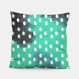 Thumbnail image of Pastel Sky Dotted Earth Edition Pillow, Live Heroes