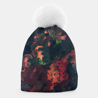 Fall Abstract Beanie obraz miniatury