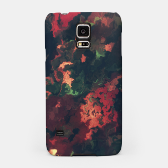 Fall Abstract Samsung Case obraz miniatury