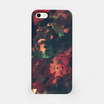 Fall Abstract iPhone Case obraz miniatury