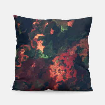 Fall Abstract Pillow obraz miniatury
