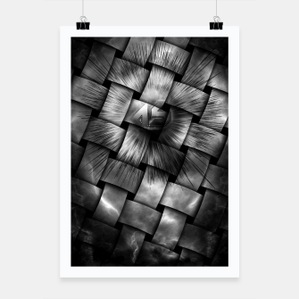 Thumbnail image of A-Synchronous Ethereal Clouds Weave Poster, Live Heroes
