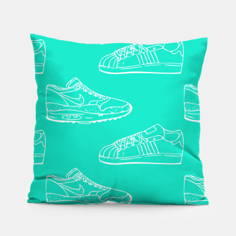 Thumbnail image of Dutch Sneakers Pillow, Live Heroes