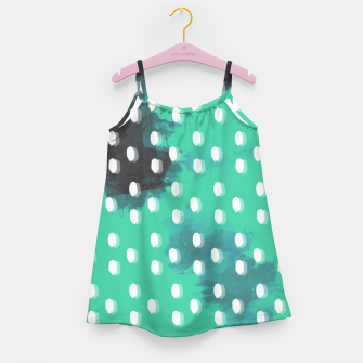 Thumbnail image of Pastel Sky Dotted Earth Edition Girl's Dress, Live Heroes