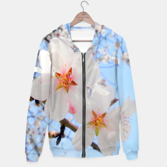 Miniature de image de Blossoms Close-up Hoodie, Live Heroes
