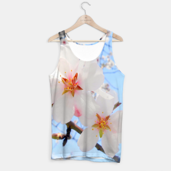 Miniature de image de Blossoms Close-up Tank Top, Live Heroes