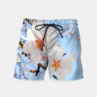 Thumbnail image of Blossoms Close-up Swim Shorts, Live Heroes