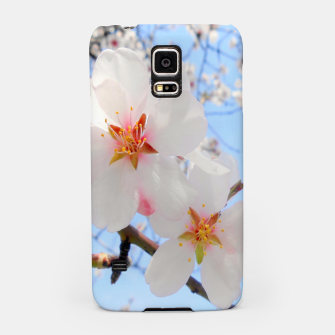 Thumbnail image of Blossoms Close-up Samsung Case, Live Heroes