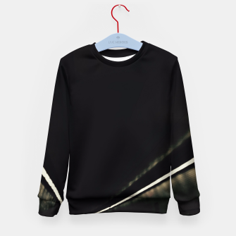 Thumbnail image of tunnel Kid's Sweater, Live Heroes