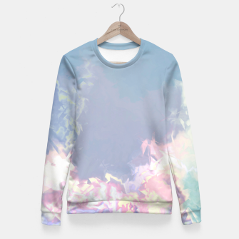 Thumbnail image of Pastel Pieces Fitted Waist Sweater, Live Heroes