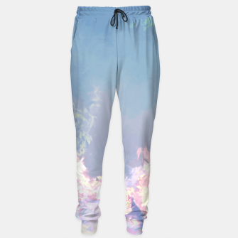 Thumbnail image of Pastel Pieces Sweatpants, Live Heroes