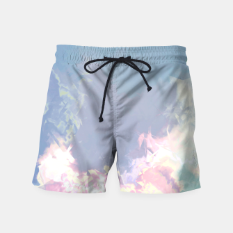 Thumbnail image of Pastel Pieces Swim Shorts, Live Heroes