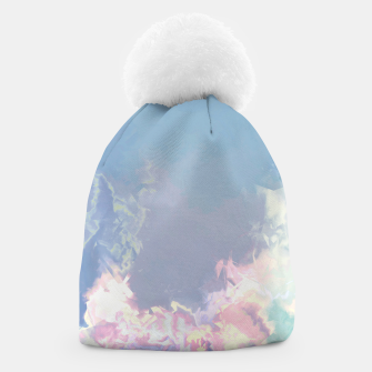 Thumbnail image of Pastel Pieces Beanie, Live Heroes
