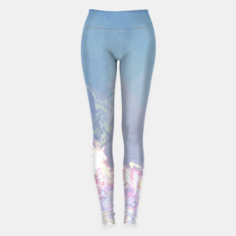 Thumbnail image of Pastel Pieces Leggings, Live Heroes