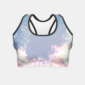 Thumbnail image of Pastel Pieces Crop Top, Live Heroes