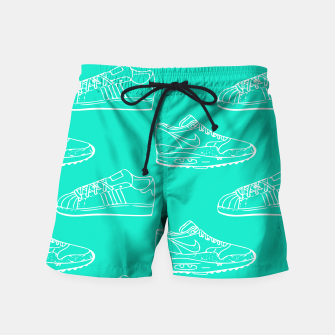 Thumbnail image of Dutch Sneakers Swim Shorts, Live Heroes