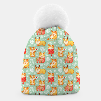 Thumbnail image of  Merry dog ​​Corgi Beanie, Live Heroes