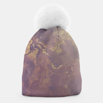 Thumbnail image of Marble Art Beanie, Live Heroes