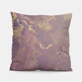Marble Art Pillow obraz miniatury