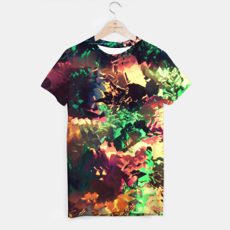 Thumbnail image of Neon Pieces T-shirt, Live Heroes