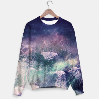 Thumbnail image of Sound of the Sea Sweater, Live Heroes