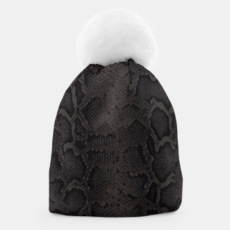 Thumbnail image of Python dark Beanie, Live Heroes