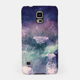 Miniatur Sound of the Sea Samsung Case, Live Heroes