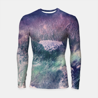 Miniatur Sound of the Sea Longsleeve Rashguard , Live Heroes