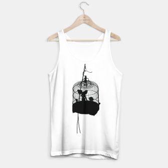 Thumbnail image of caged Tank Top regular, Live Heroes