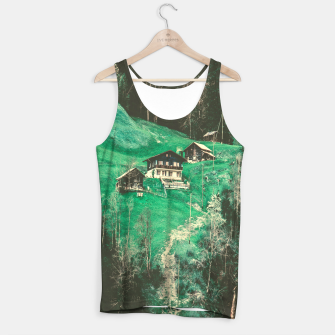 mountain huts Tank Top obraz miniatury