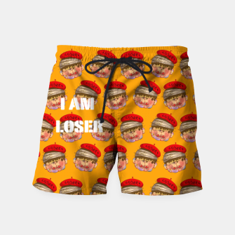Thumbnail image of loser Swim Shorts, Live Heroes