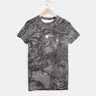 Thumbnail image of AN EMPTY DREAM T-shirt, Live Heroes