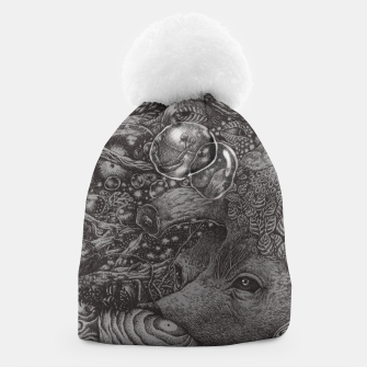 Thumbnail image of AN EMPTY DREAM Beanie, Live Heroes