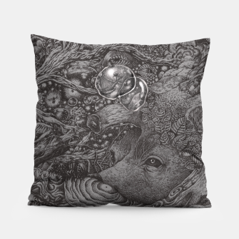 Thumbnail image of AN EMPTY DREAM Pillow, Live Heroes