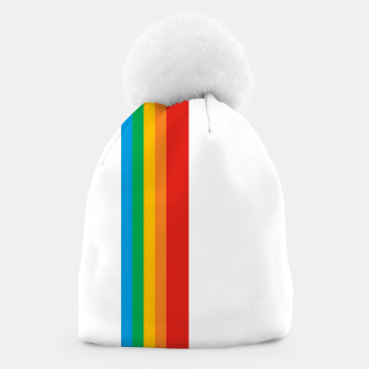 Thumbnail image of Instant Stripe Beanie, Live Heroes