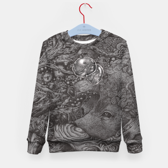 Thumbnail image of AN EMPTY DREAM Kid's Sweater, Live Heroes