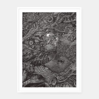 Thumbnail image of AN EMPTY DREAM Framed poster, Live Heroes
