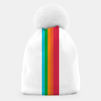 Thumbnail image of Stripeoid Beanie, Live Heroes