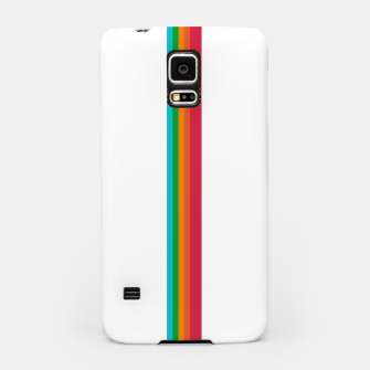 Thumbnail image of Stripeoid Samsung Case, Live Heroes