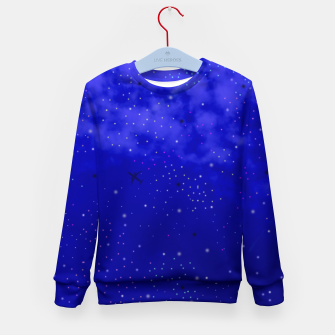 Thumbnail image of Middle of the Night Kid's Sweater, Live Heroes